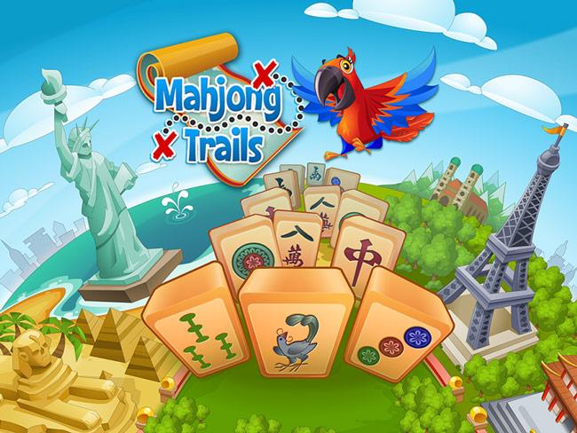 mahong trails